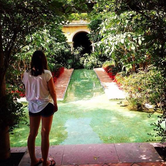 Villa Ephrussi Gardens