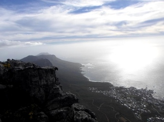 Table Mountain, Ocean view