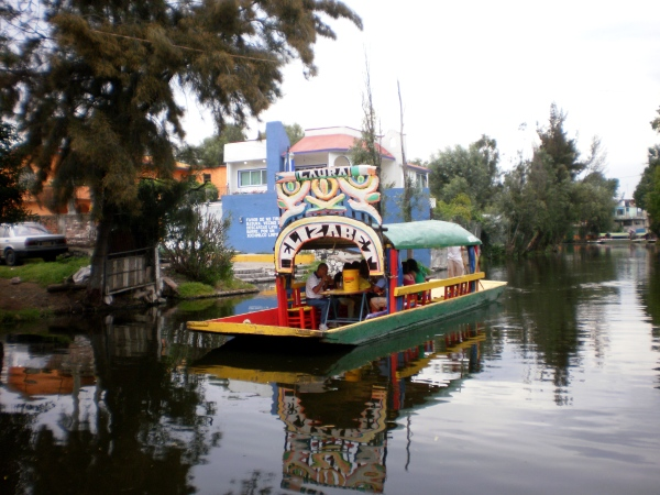 Mexico City, Xochimilco