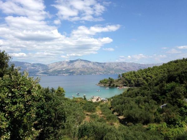 Lovrečina Bay